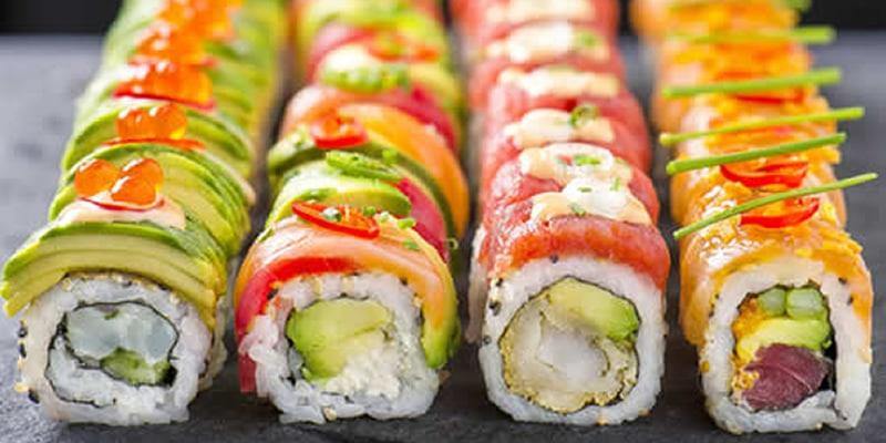 sushi-slider